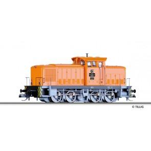 Tillig 96324 Diesellokomotive V 60 D, Werklok 73 des VEB Chemische Werke Buna, Ep. IV