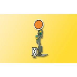 Viessmann 4509 H0 Form-Vorsignal, Scheibe beweglich