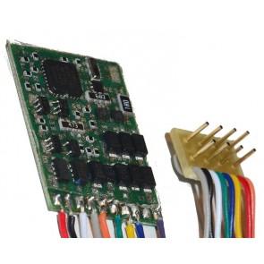 Viessmann 5245 H0 Lokdecoder mit Schnittstellenstecker 8 polig NEM652